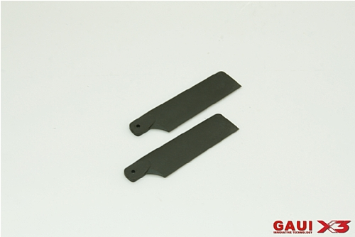 X3 Tail Rotor Blade Set(62mm)
