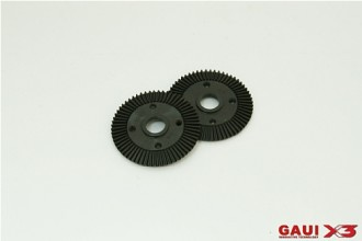 X3 61T Crown Gear x2pcs