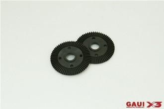 X3 61T Crown Gear x2pcs