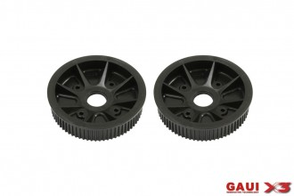 X3 71T Gears (for Belt version) x2pcs