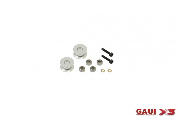 X3 Guide Wheels with Bearings Pack