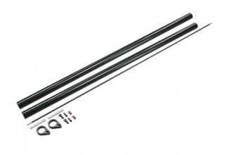 X4 II Tail Boom (Black anodized)(for 475L blades)