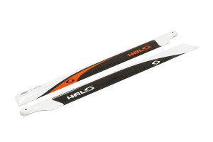 HALO  CF main blades 510L(CFA)