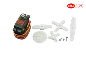 922101-GUEC GS-311 Metal Gear Digital Servo