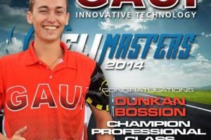 Dunkan Bossion 1st PLACE Professional Class Heli Master 2014
