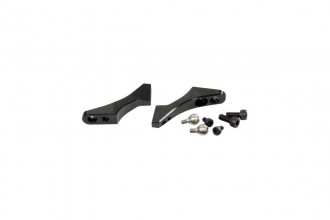 216112- X3 CNC Main Grip Levers (Black anodized)