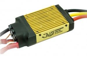 0F4160-160A(OPTO 50V)-GUEC GE-160 160A ESC (OPTO 59V)