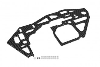 073001-CF Right Main Frame (2mm)(for NX7)