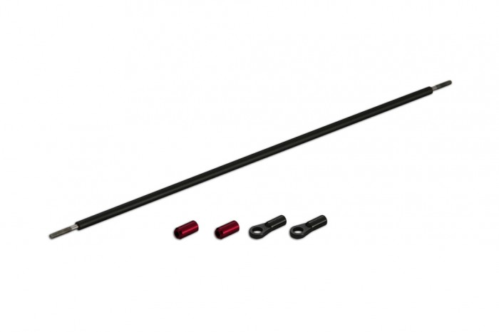075214-CF Tail front pushrod upgrade(for NX7)