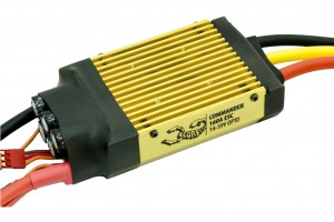 0F4160-GE-160 160A ESC (OPTO 59V)(for X7)