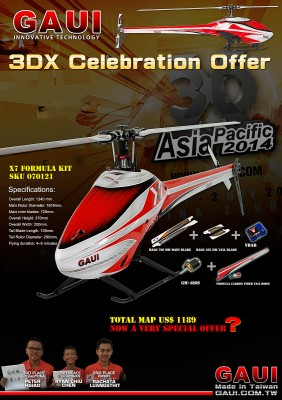 X7 3DX Celebration Offer(For GAUI Website)