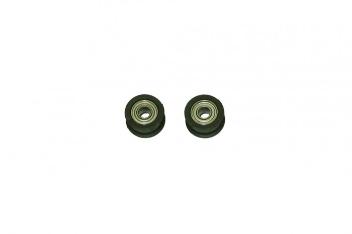 023213-Guide Wheels with Bearings Pack