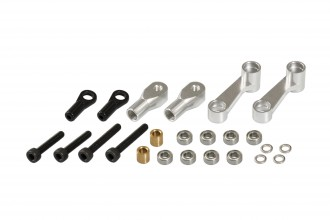 051254-CNC Washout Arm Assembly(Silver anodized)(for R5)