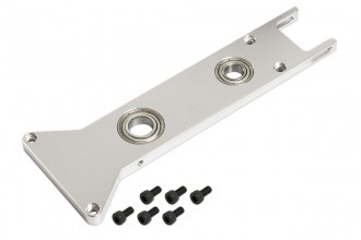 053253-CNC Third Bearing Mount (Silver anodized)(for R5)