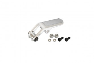 053258-Belt Tension Arm (Silver Anodized) (for R5)