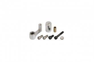 053263-Push-rod adapt(Silver anodized)(for R5)