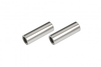 053278-Main Shaft Collar (Silver Anodized) (for R5)