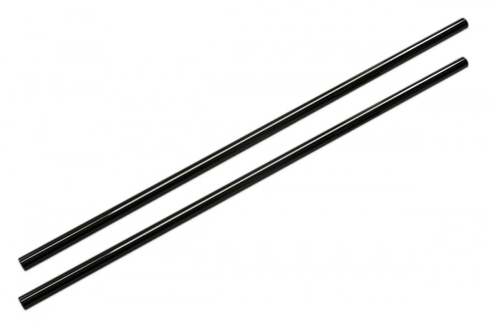 055246-Tail Boom 670mm (Black anodized)