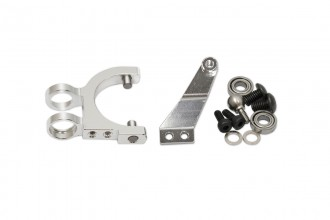 0A3009-Tail Rotor Control Arm Assembly(Silver anodized)(for X4II,NX4,X5,R5)