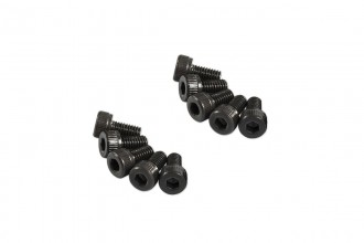 0R1408-Socket Head Cap Screw - Black (M4x8)x10pcs