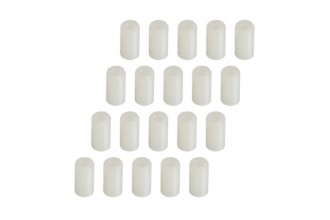 0W2401-Plastic Post (2.4x4.8x9.4)x20pcs