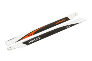 HALO  CF main blades 580L(CFA)