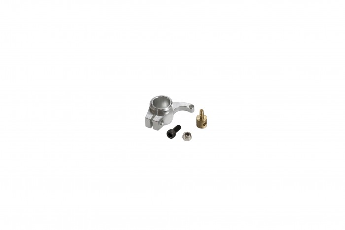 053285-Landing Plate Controller (Silver Anodized)(for R5)