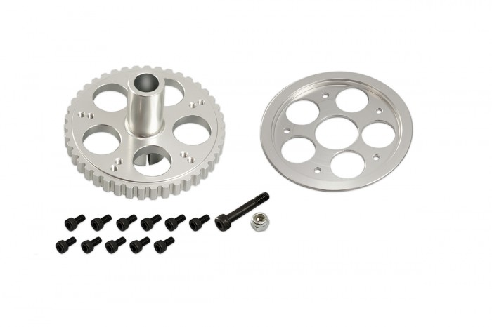 053287-42T Main Shaft Hub of Tail Belt (for R5)