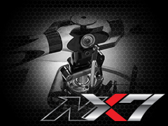 NX7 FORMULA Main Rotor