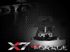 X7 Upgrade