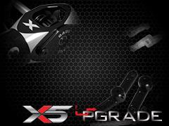 X5 Upgrade