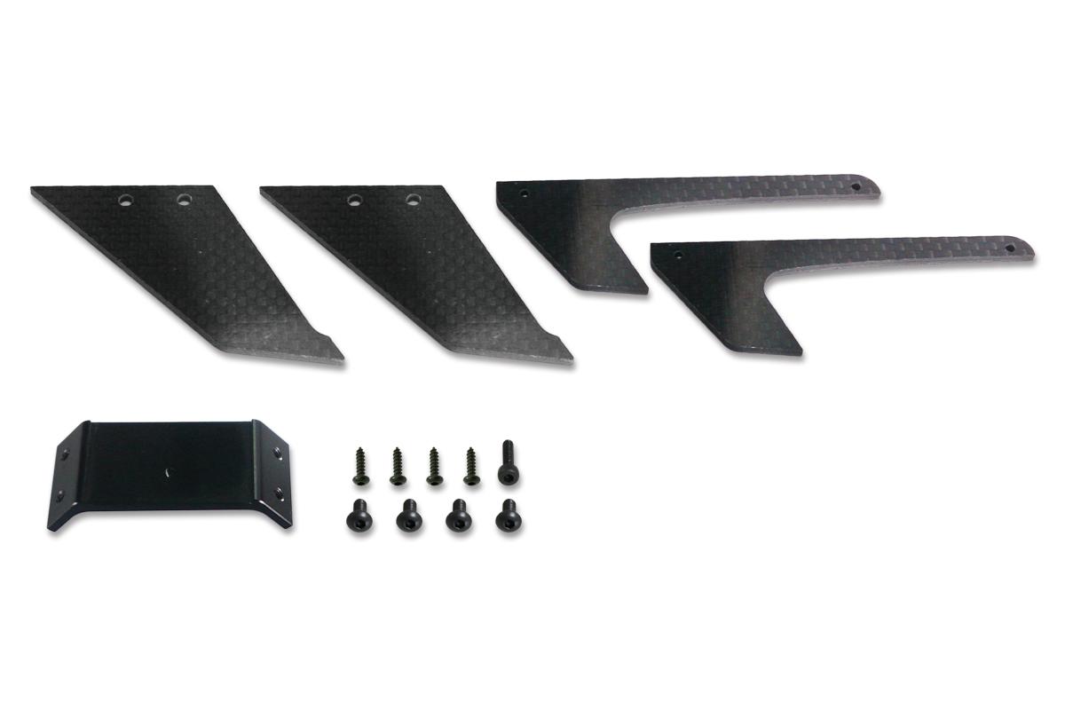 034210-X3 CNC CF Landing Gear(for 216129)