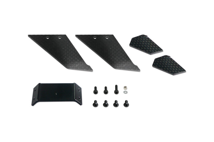 034212-X3 CNC CF Landing Gear(for 034601)