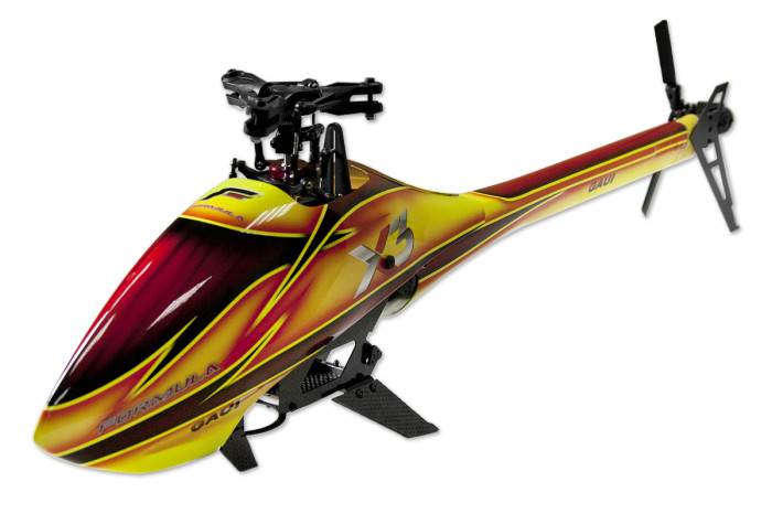 030113-X3L Basic Kit (3 Blades)