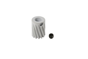 034213-Ceramic Coated Pinion Gear pack(13T-for 5.0mm shaft)