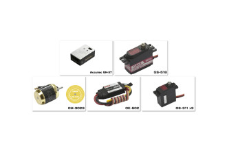 038004-Electronics Combo Pack A(for X3)