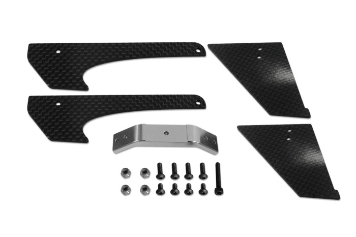 054603-NEW CNC CF Landing Gear(for X5)