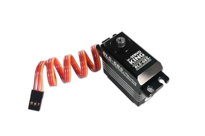 0S2685-ServoKing BLS-6853 Digital Standard Size Brushless Servo (Torque Type)