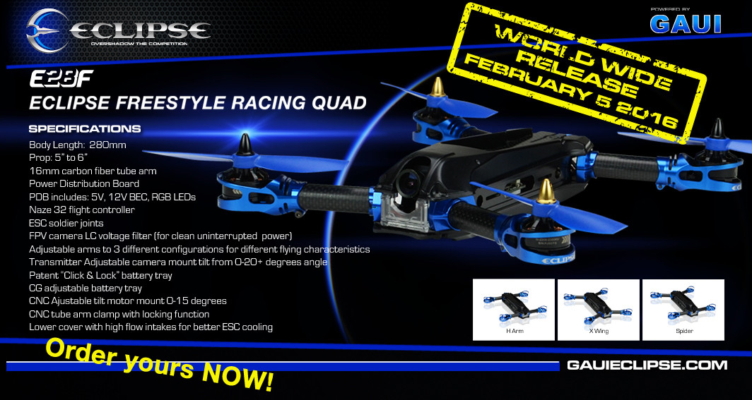 Eclipse Racing Quads