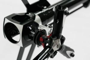 ♦New X7 3 Blades Tail Rotor Head