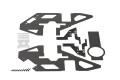 034601-Frame Conversion Set(Kit A)