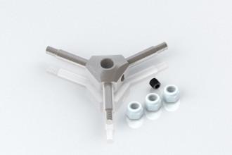 076215-3 Blades Tail Hub(for X7.NX7)