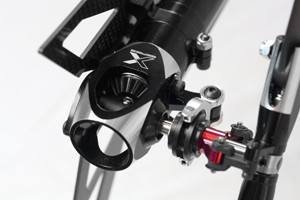 ♦X5 dual push Tail Pitch Slider Set
