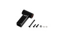 052203-FES X5 CNC Main Rotor Yoke Set (Black anodized)