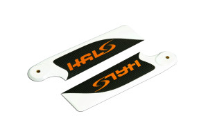 0P1105-HALO CF Tail Rotor Blade Set(105mm)