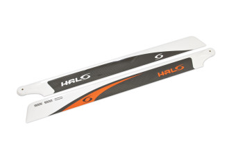 HALO  CF main blades 550L(CFA)