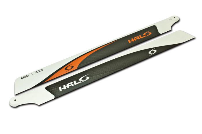 0P1610-HALO  CF main blades 610L(CFA)