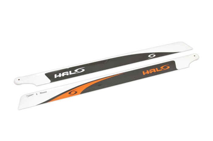 0P1715-HALO  CF main blades 715L(CFA)