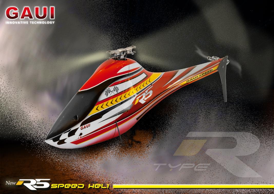 Gaui R5 Speed Heli