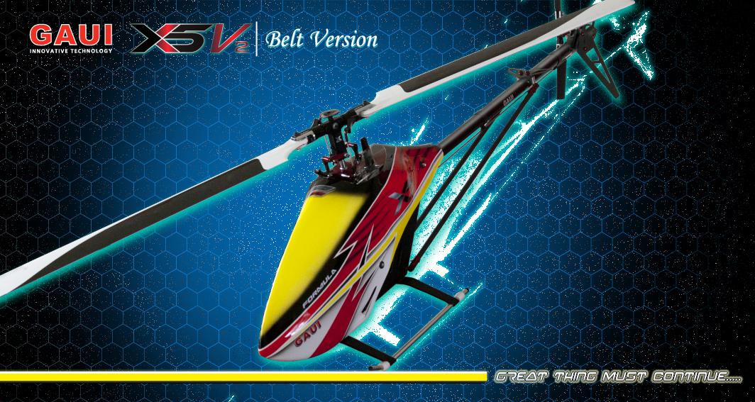 X5 V2 Basic Kit(Belt Version)(HOME)